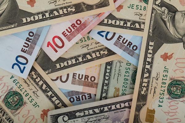 (환율정보) 2월 11일 19시 기준 달러, 유로, 엔화 등