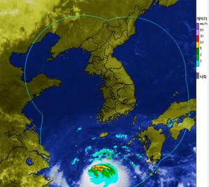 [전국 오늘의 날씨 및 내일날씨]2021년 제14호 태풍 찬투 현재 위치 및 예상경로![종합]